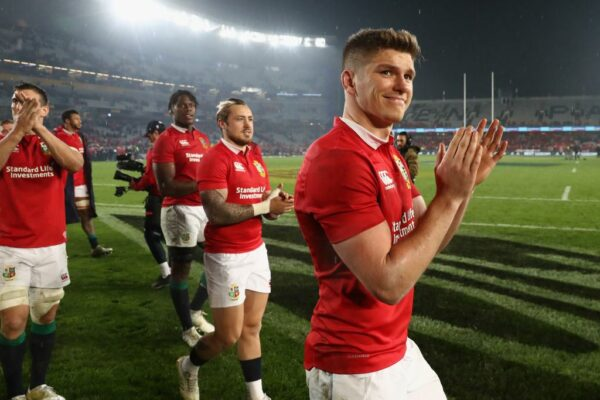 Williams column: Signature of Owen Farrell at Saracens is good news for Lions