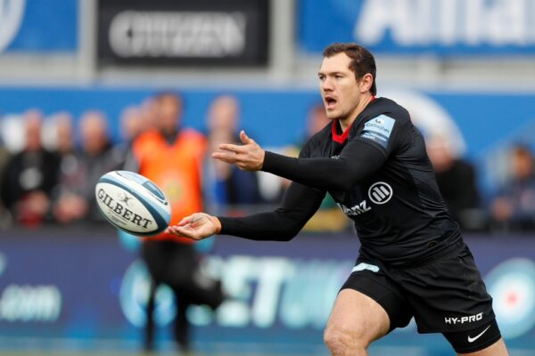 Will Hooley sets sights on Goode's roving 10/15 role at Saracens
