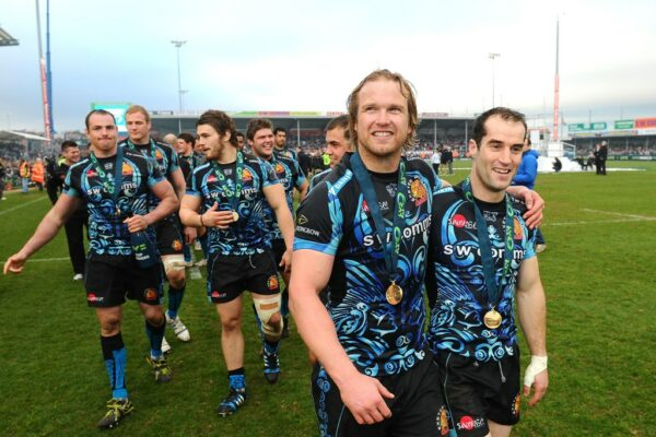 My Life in Rugby: Former Exeter Chiefs scrum-half Hadyn Thomas