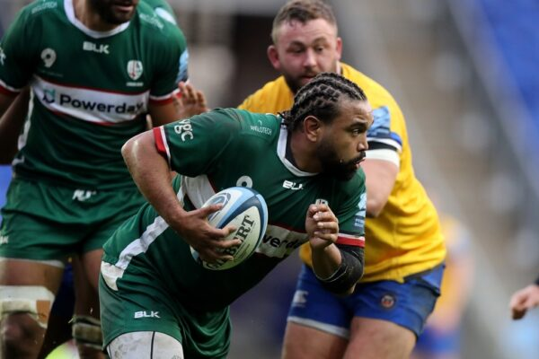 Danny Hobbs-Awoyemi is back where it all started at Northampton Saints