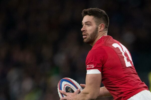 Webb: I'm back where it all started to reclaim Wales No.9 shirt