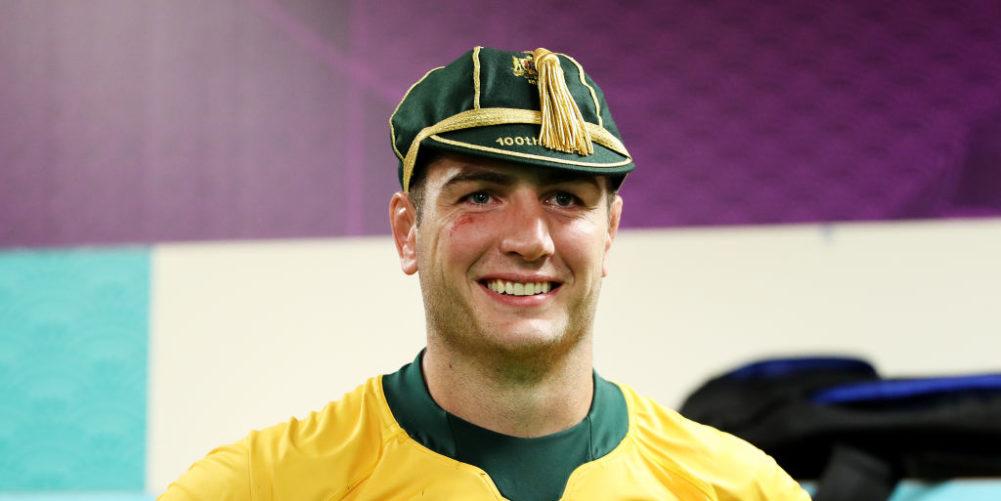 Australia lock Rob Simmons is in advanced talks with London Irish