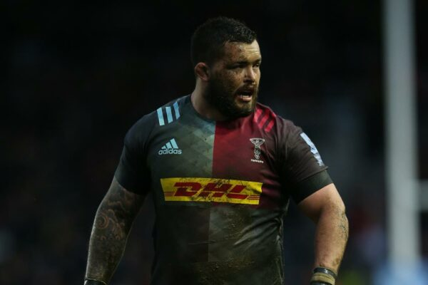 'There are very few teams that have the expertise that we have', says Quins prop Simon Kerrod