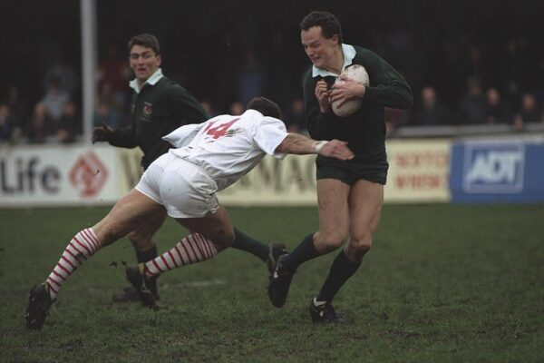 Jackson column: RFU ban destroyed Steve Pilgrim's shot at Red Rose