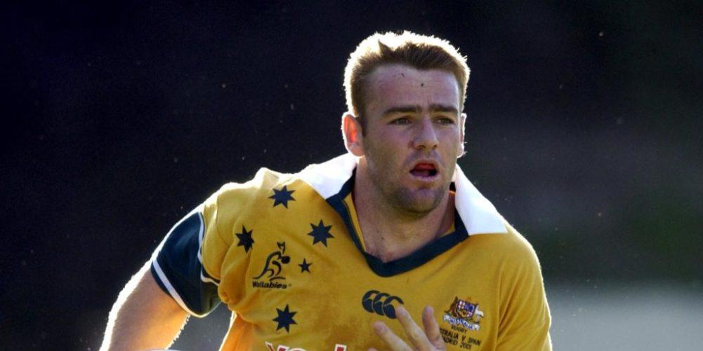 Australia full-back Chris Latham