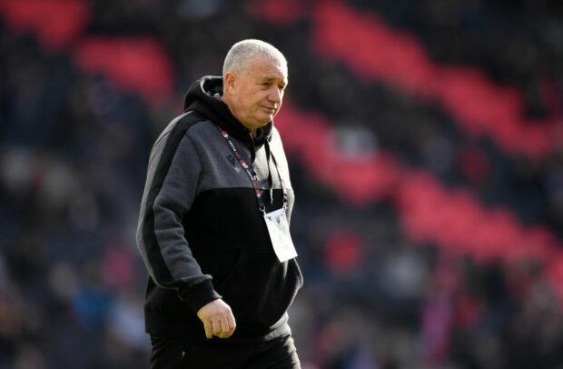 Northampton director of rugby Chris Boyd