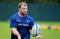 Sale Sharks prop WillGriff John