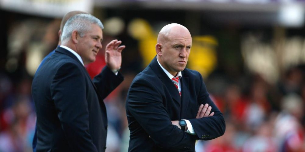 France defence coach Shaun Edwards was part of Ian McGeechan's staff in 2009