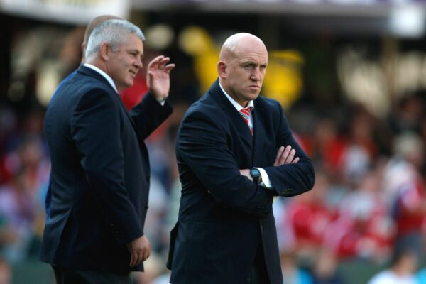 Exclusive: Shaun Edwards rules himself out of Lions tour of South Africa