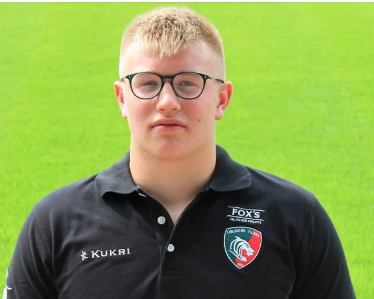 Young Guns: Leicester Tigers hooker Archie Vanes