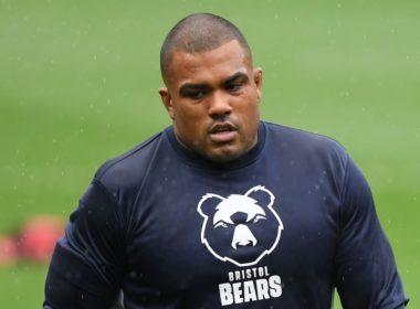 Bristol Bears prop Kyle Sinckler