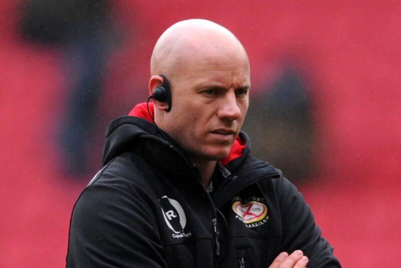 Jersey Reds director of rugby Harvey Biljon