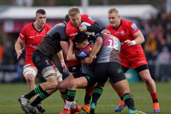 Jackson Wray wants to leave mark on Champions Cup knowing Saracens will feel two-year absence