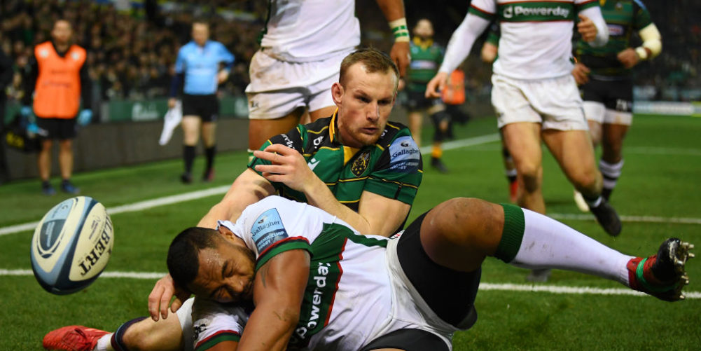 London Irish and Australia prop Sekope Kepu