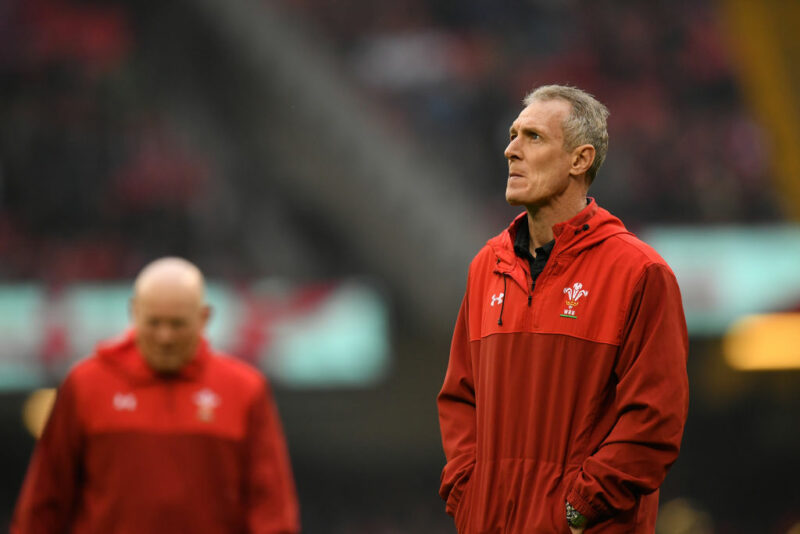 Rob Howley has joined Canada's staff