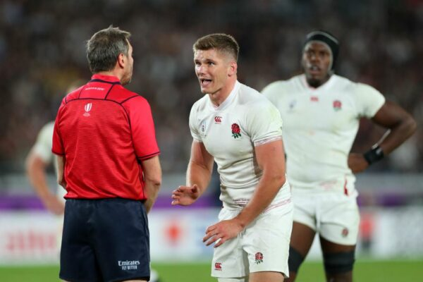 Cain column: Flattery can even help you win the Rugby World Cup
