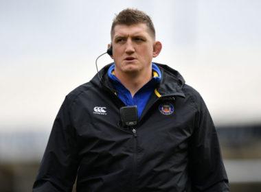 Bath director of rugby Stuart Hooper