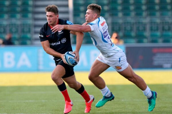 Young Guns: Exeter Chiefs centre Corey Baldwin