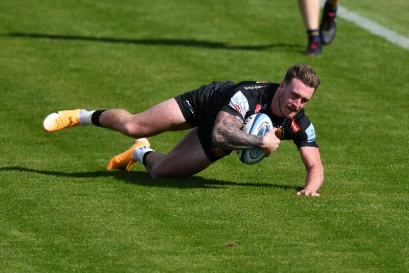 Scotland and Exeter Chiefs full-back Stuart Hogg