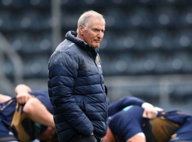 Worcester Warriors director of rugby Alan Solomons