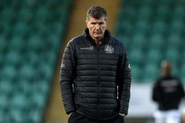 Rob Baxter fires shot at Chris Boyd for playing 'mind games'