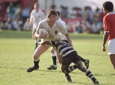 England flanker Mickey Skinner