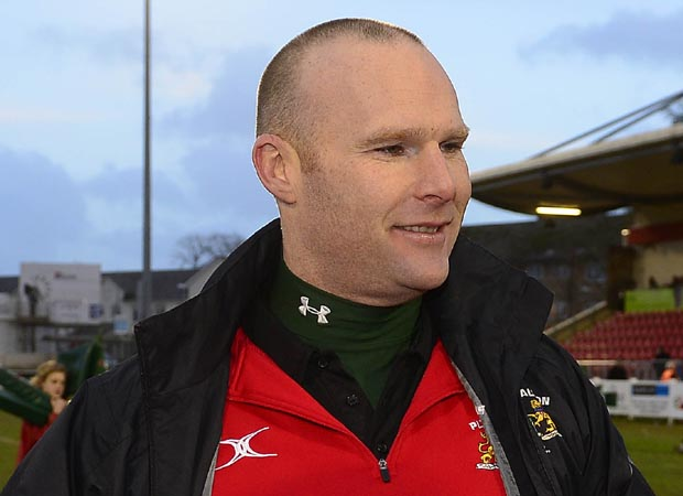 Blackheath director of rugby James Shanahan