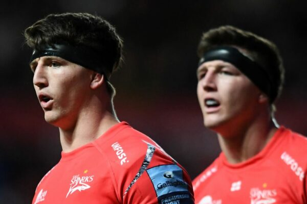 Rugby Matters: Double helping of the Curry twins may be on Eddie's menu
