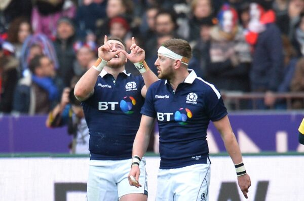 'With every try I score I honour my best mate who died' – Stuart Hogg