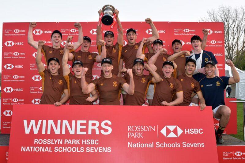 Sedbergh win the Rosslyn Park Sevens in 2019