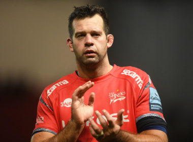 Sale Sharks lock/No.8 Josh Beaumont