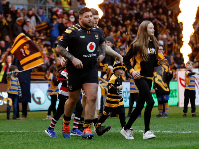 Wasps v Exeter Chiefs