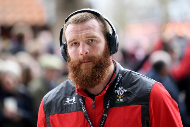Wales lock Jake Ball