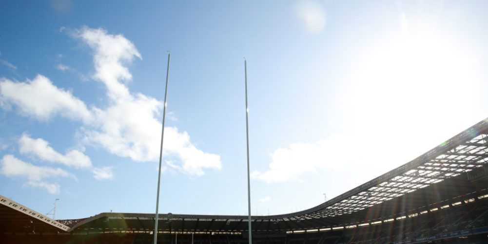 The British & Irish Lions will play at Murrayfield