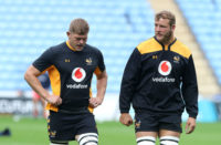 Wasps captain Joe Launchbury