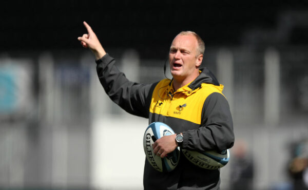 Lee Blackett has restored the sting in finalists Wasps