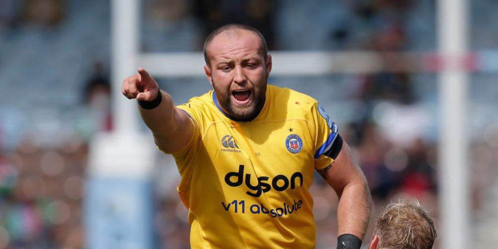 England hooker Tom Dunn