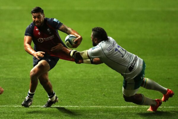 TEAMS: No Charles Piutau for Bristol's trip to Ricoh