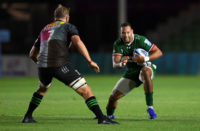 London Irish wing Dan Norton