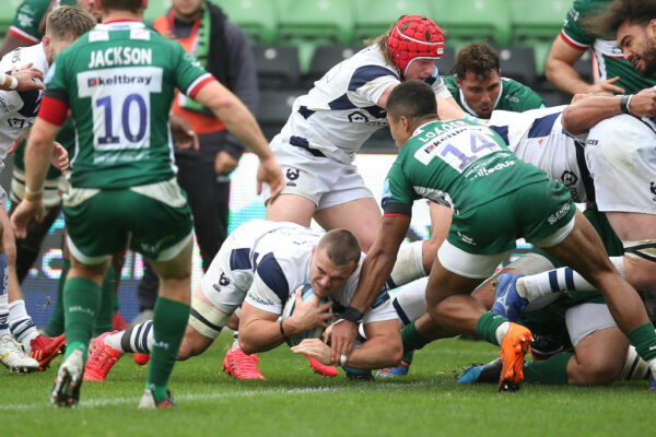 Bristol Bears flanker Ben Earl sets new Premiership record