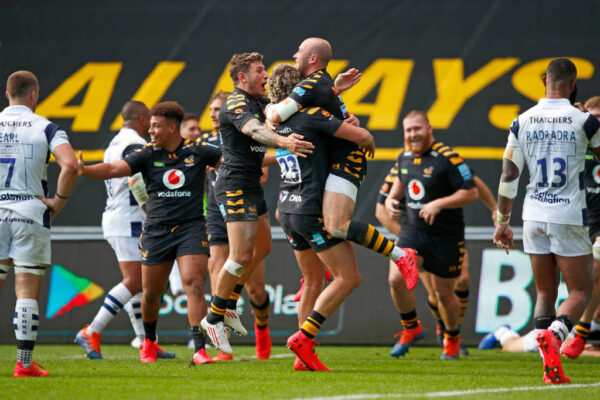 Premiership finalists Wasps record no new positive tests