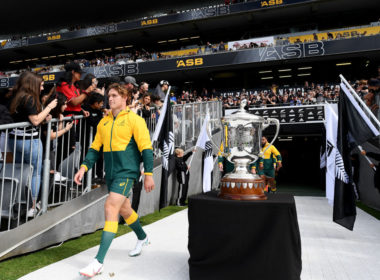 Wallabies captain Michael Hooper