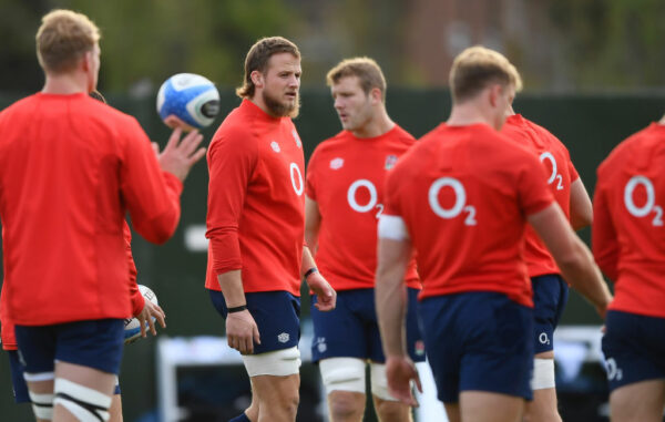 Jonny Hill hunts for third piece of silverware in as many weeks on England debut