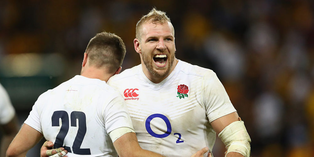 England flanker James Haskell - What a Flanker author