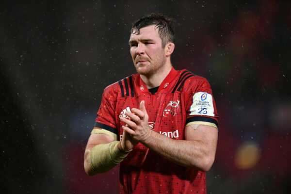 Munster and Ireland great Peter O'Mahony has offers overseas