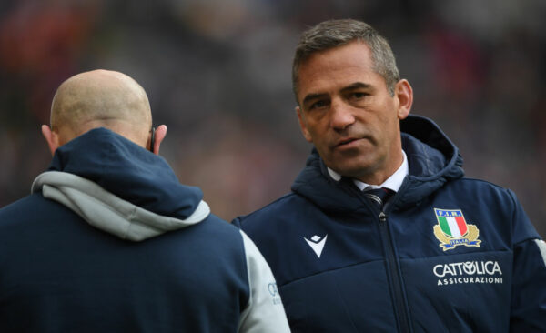 Cain column: Italy are hanging over the cliff edge in face of no coaches