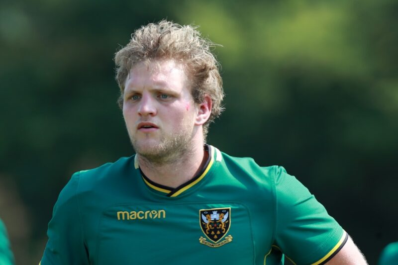 Jamie Gibson has signed for Gloucester