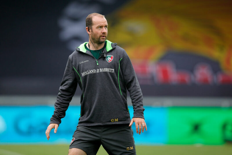 Leicester Tigers have parted company with Geordan Murphy