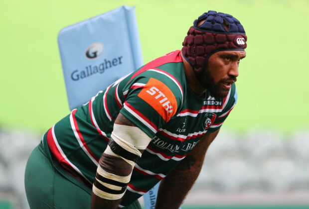 Leicester Tigers wing Nemani Nadolo