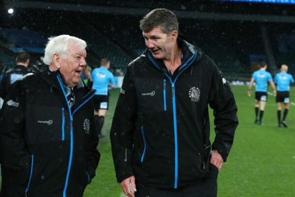 Rob Baxter sets out his stall as Exeter embark on defence of their double